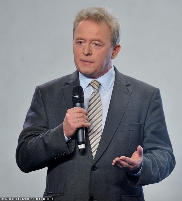 Janusz Wojciechowski, europoseł PiS. Fot. Witold Rozbicki /Reporter