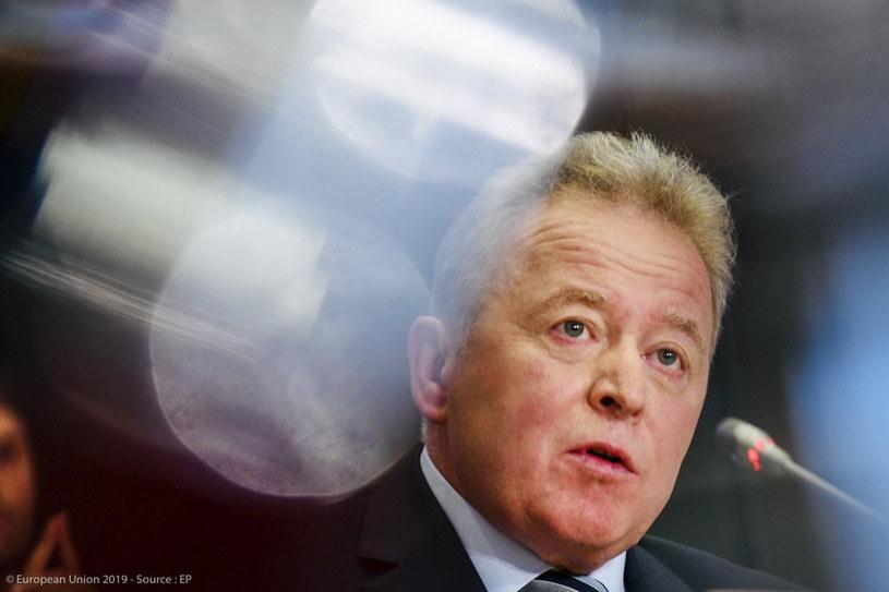 Janusz Wojciechowski /JVV - TRO/Isopix /East News