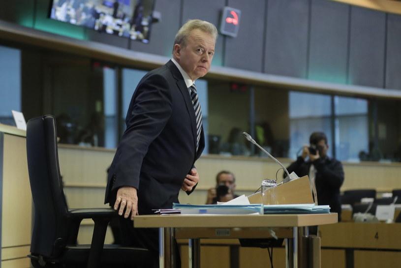Janusz Wojciechowski /OLIVIER HOSLET /PAP/EPA