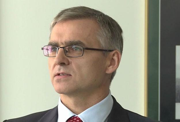 Janusz Wojtas, członek zarządu Poczty Polskiej /Newseria Biznes