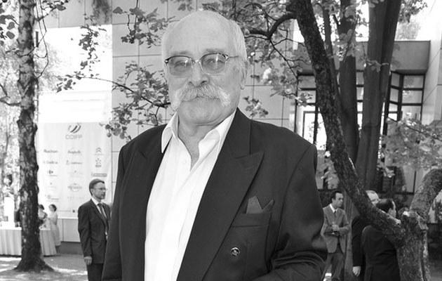 Janusz Zakrzeński, fot. Niemiec  /AKPA