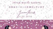 JAPAN MEETS EUROPE