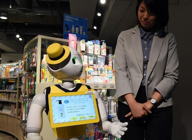 Japończycy będą pracować do 70. roku życia? /AFP