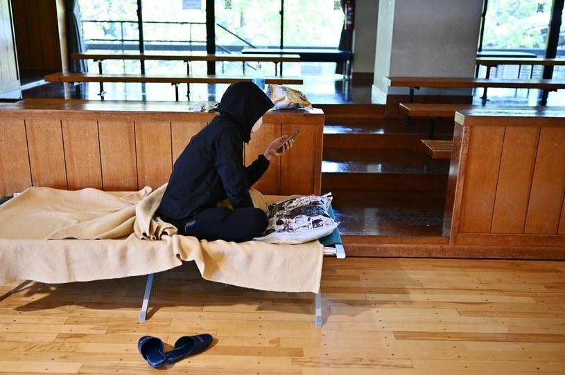 Japończycy, których do tej pory nie było stać na wynajem własnego lokalu mogą skorzystać ze specjalnych schronisk /AFP