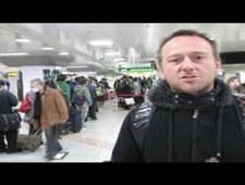 Japończycy uciekają z Tokio