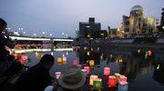 Japończycy uczcili ofiary bomby atomowej zrzuconej na Nagasaki