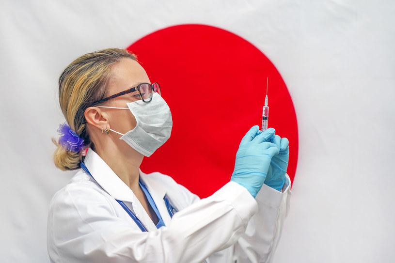 Japończycy w oryginalny sposób radzą sobie ze stresem wywołanym pandemią /123RF/PICSEL