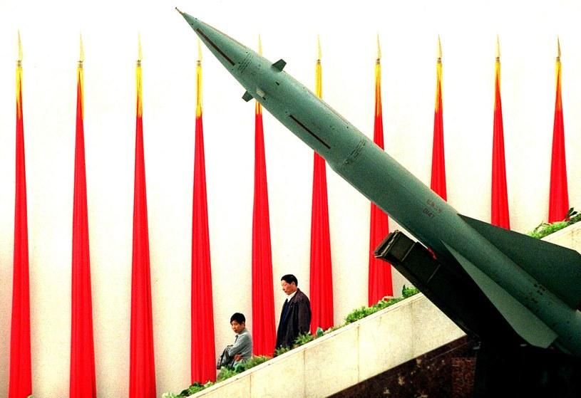 Japonia chce bronić się przed potencjalnym atakiem Korei lub Chin /AFP