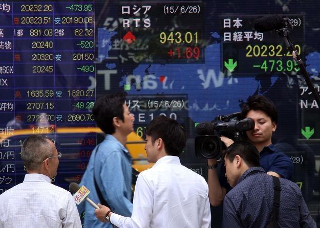 Japonia na ustach wszystkich /AFP