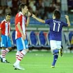 Japonia - Paragwaj 1-0 w meczu towarzyskim