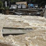 Japonia: Powódź i lawina błotna po ulewach. Co najmniej trzy ofiary