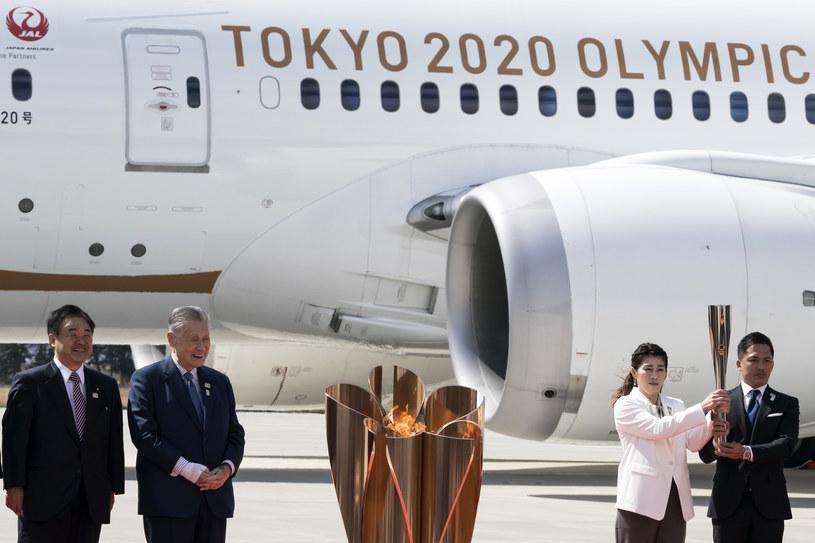 Japonia przyjęła ogień olimpijski, ale czy będą igrzyska? /Tomohiro Ohsumi  /Getty Images