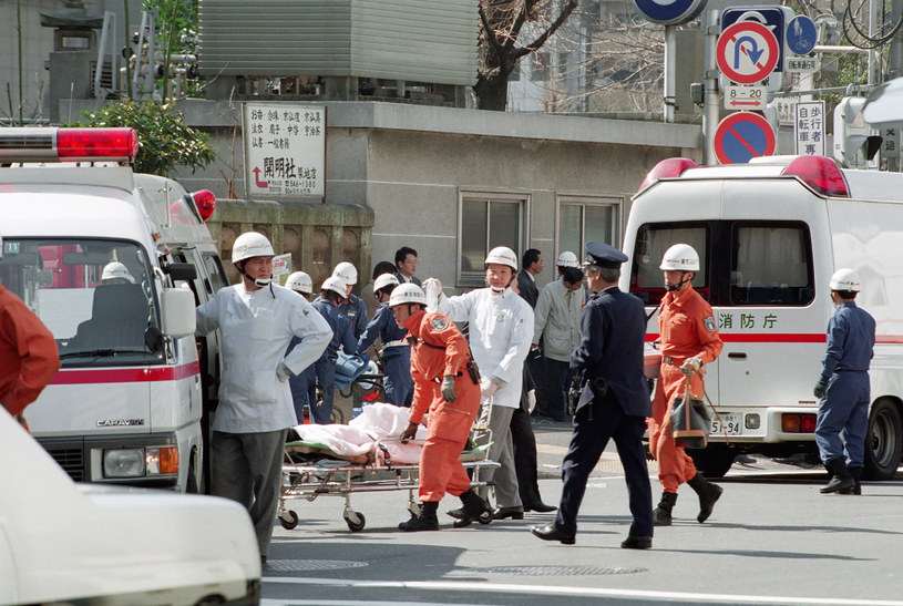 Japonia: Samochód wjechał w grupę przedszkolaków; dwoje dzieci zginęło (zdjęcie ilustracyjne) /AFP