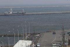 Japonia: Sprzątanie zdewastowanego portu