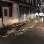 Japonia: Trzęsienie ziemi w pobliżu prefektury Fukishima