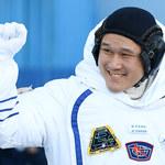 """Japoński astronauta urósł na ISS """"tylko"""" dwa cm"""