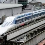 Japoński Maglev z nowym rekordem prędkości