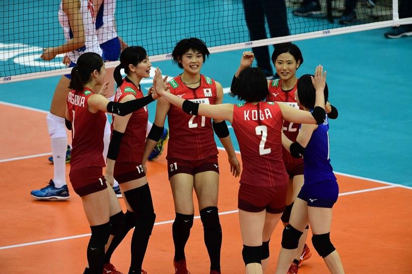 Japońskie siatkarki zagrają na igrzyskach w swoim kraju? /AFP