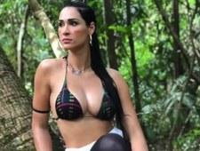 Jaqueline Carvalho zachwyca internautów. Wideo