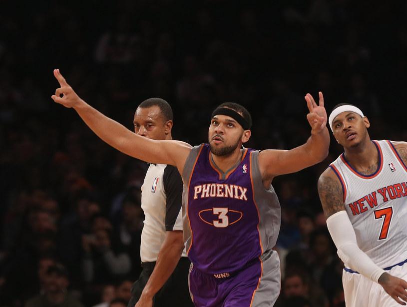 Jared Dudley - do niedawna koszykarz Phoenix Suns /AFP