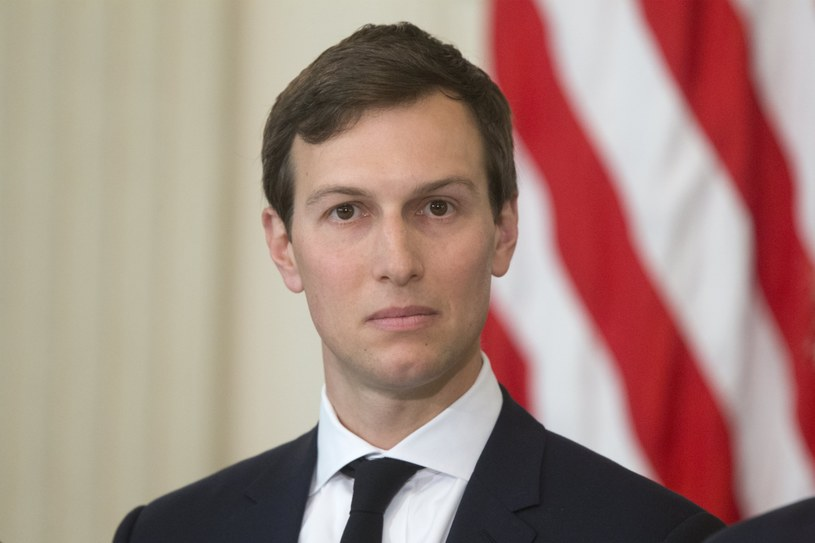 Jared Kushner /MICHAEL REYNOLDS    /PAP/EPA