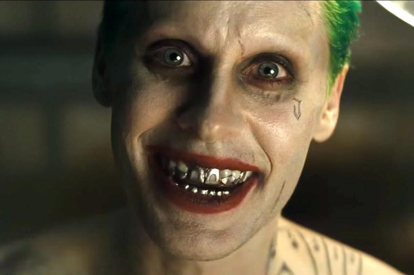 """Jared Leto jako Joker w """"Legionie samobójców"""" /materiały dystrybutora"""