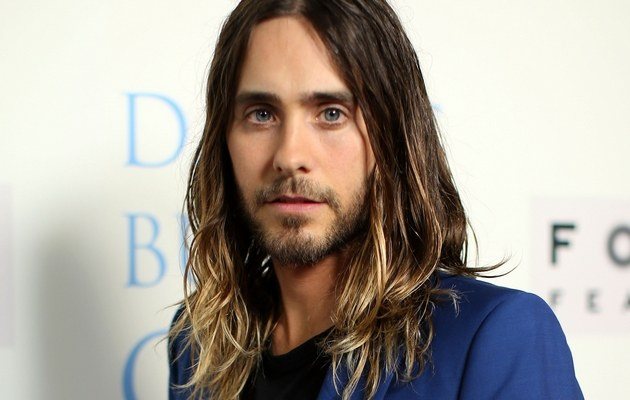Jared Leto /- /Getty Images