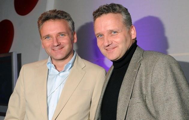 Jarek i Jacek /Szilagyi /MWMedia