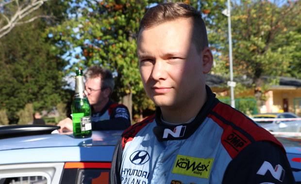 Jari Huttunen rajdowym mistrzem Polski!