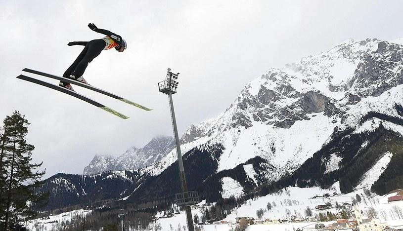 Jarl Magnus Riiber /AFP