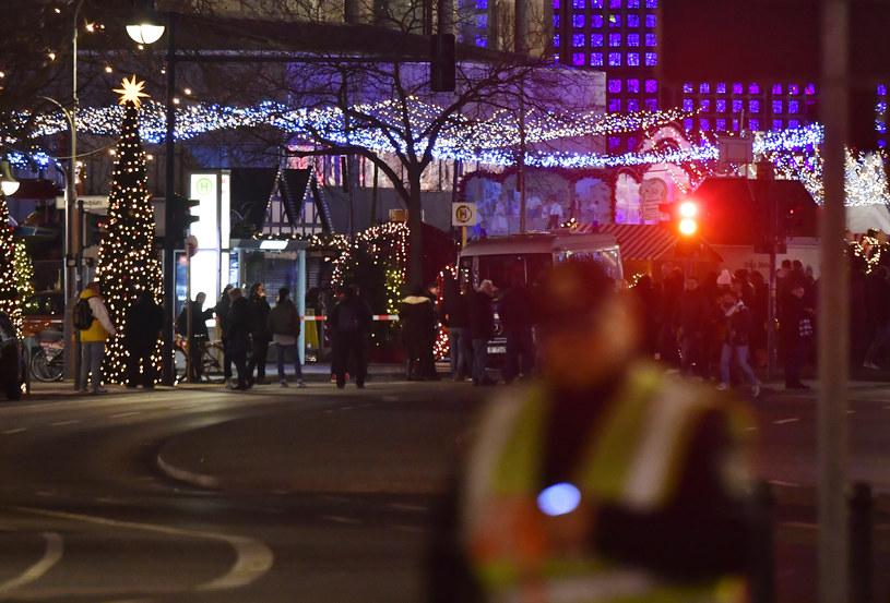 Jarmark, na którym doszło do tragedii /AFP