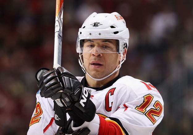 Jarome Iginla z Calgary Flames /AFP