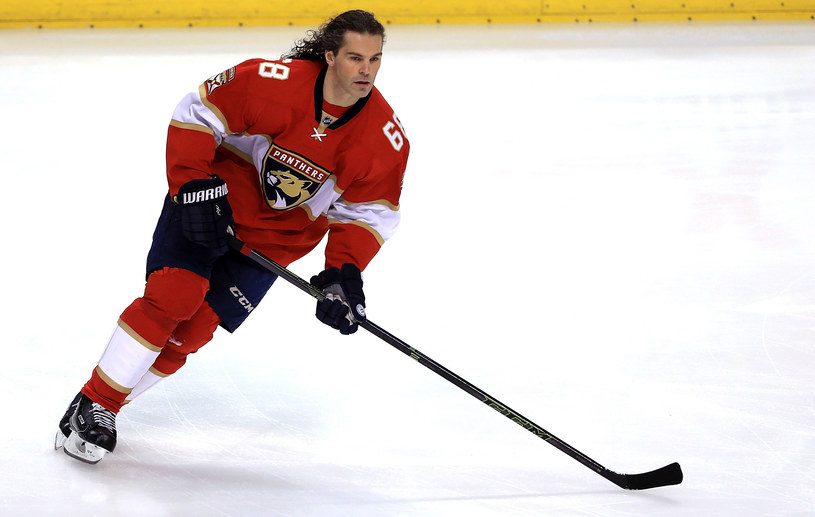 Jaromir Jagr /Mike Ehrmann /Getty Images