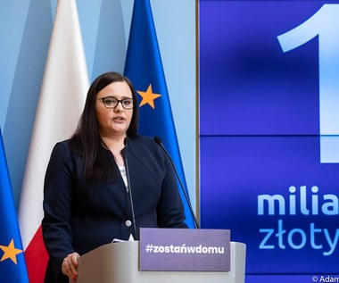 Jarosińska-Jedynak, MFiPR: Dodatkowe mld zł na dotacje dla firm jeszcze w maju