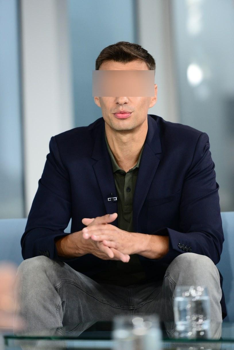 Jarosław B. jest podejrzewany o gwałt /Wojtek Olszanka /East News