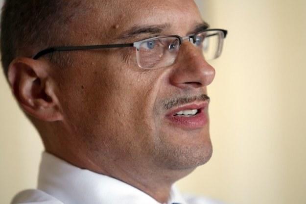 Jarosław Bauc, prezes Polkomtela. Fot. Przemyslaw Pokrycki /Reporter