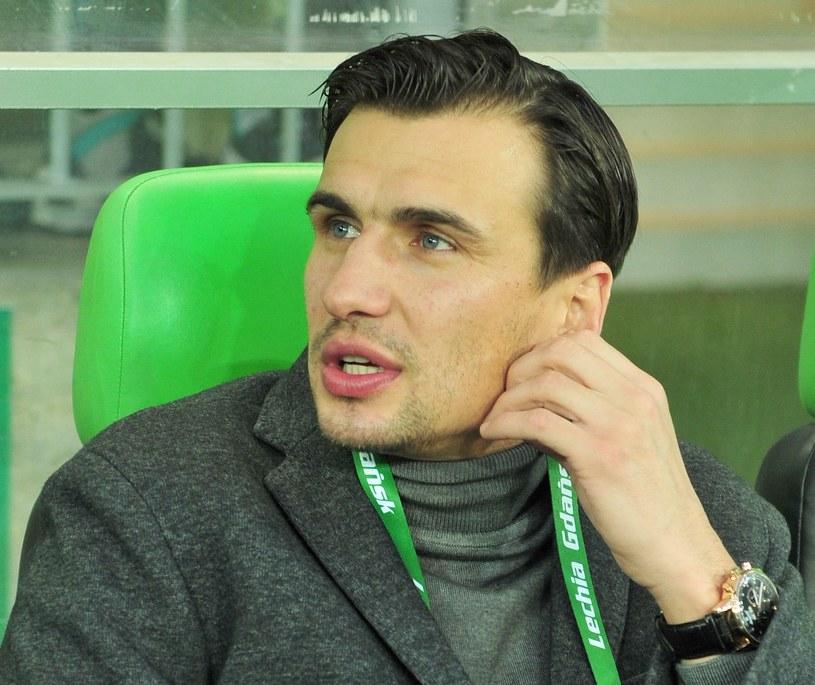 Jarosław Bieniuk nie wraca do traumatycznych wydarzeń sprzed kilku lat /East News
