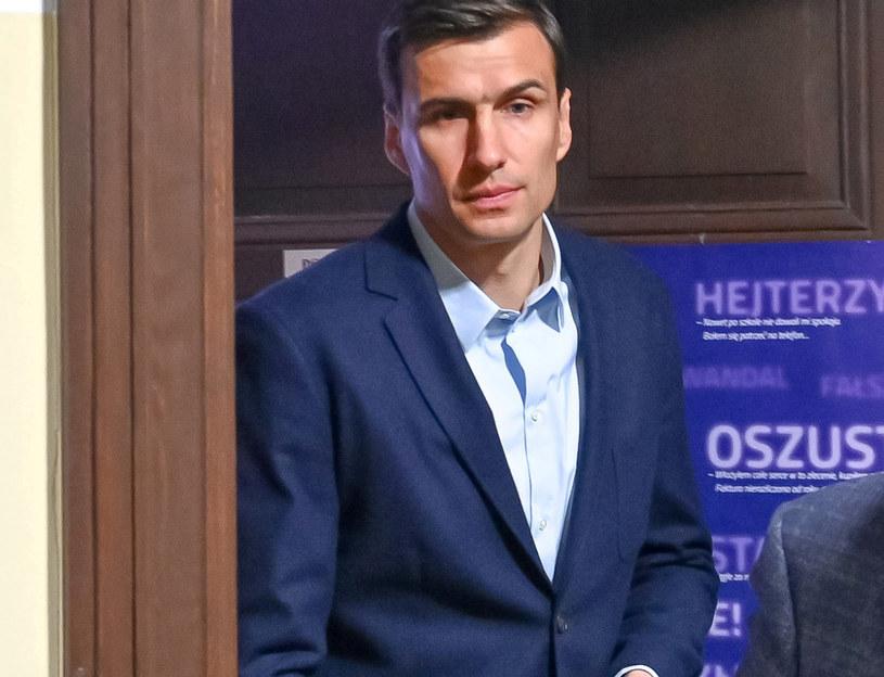 Jarosław Bieniuk /Jacek Klejment /East News