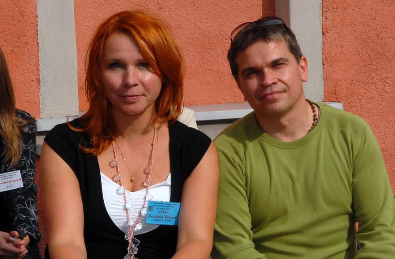 Jarosław Boberek i Ilona Kucińska /Andras Szilagyi /MWMedia