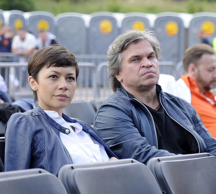 Jarosław Boberek i Magdalena Turczeniewicz /Kurnikowski /AKPA