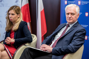 Jarosław Gowin: dymisja w rządzie narusza umowę koalicyjną i nie była konsultowana. Będzie reakcja