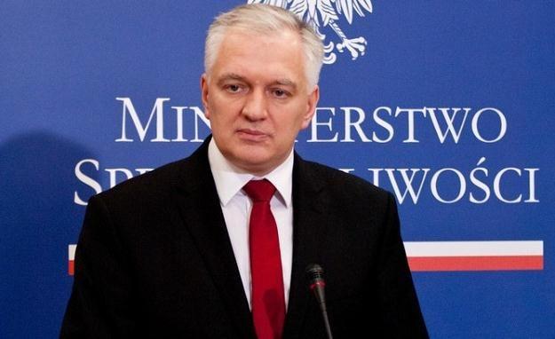 Jarosław Gowin, fot. K. Maj /Reporter