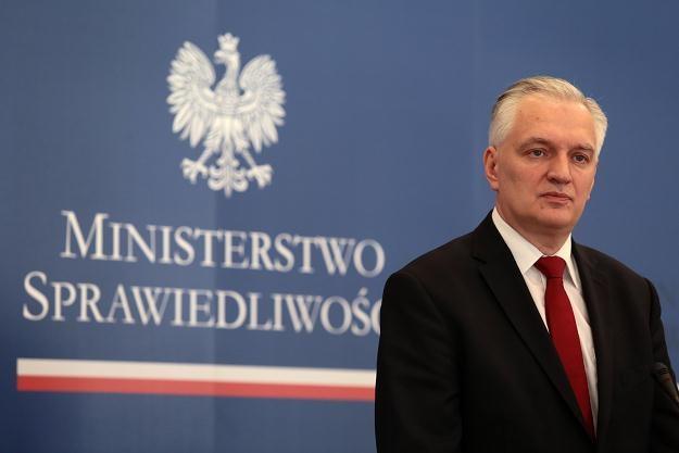 Jarosław Gowin, fot. Tomasz Gzell /PAP