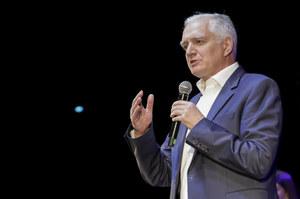 Jarosław Gowin: Konsekwencją Polskiego Ładu będzie przyspieszenie drożyzny