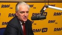Jarosław Gowin kontra słuchacze RMF FM