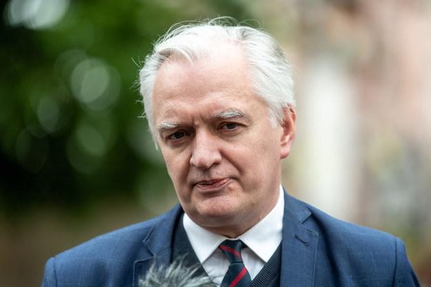 Jarosław Gowin - lider Porozumienia /\Tytus Żmijewski /PAP