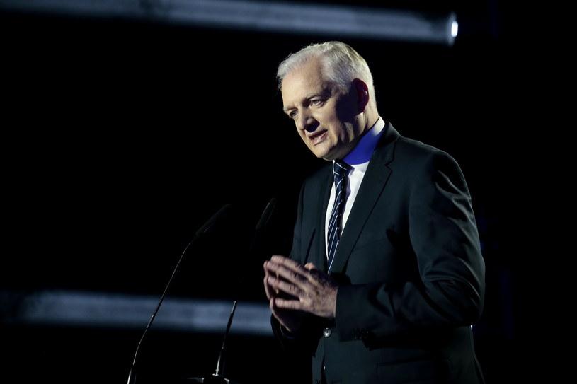 Jarosław Gowin, lider Porozumienia /Adam Jankowski /Getty Images