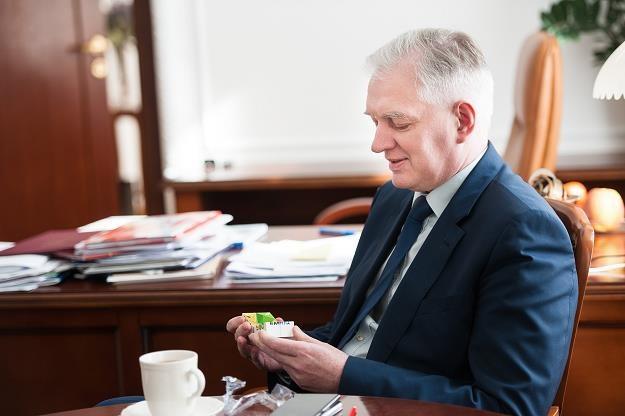 Jarosław Gowin, minister nauki i szkolnictwa wyższego. Fot. W. Kompała /INTERIA.PL