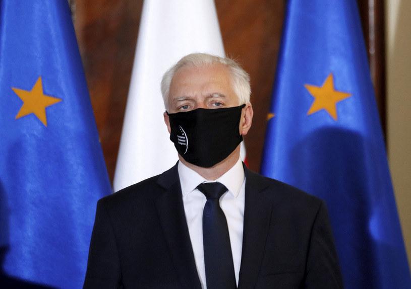 Jarosław Gowin -  Piotr Małecki /East News /East News
