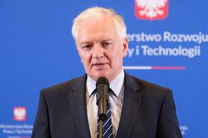 Jarosław Gowin: Plotki i groźby nie robią na mnie żadnego wrażenia